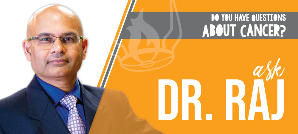 "Introducing a new resource ""Ask Dr. Raj!"""